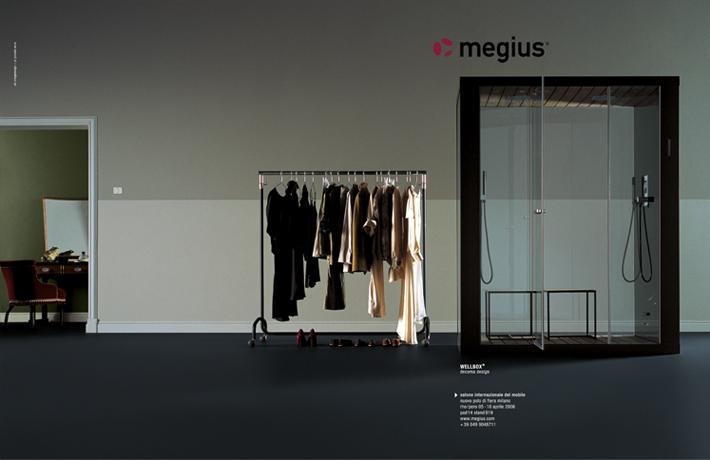 MEGIUS press campaign